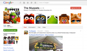 I Muppets +